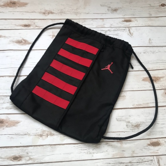 562a2e822821 Jordan Other - Nike Jordan String Gym Bag
